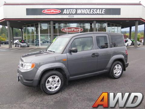 2011 Honda Element for sale in Milwaukie, OR
