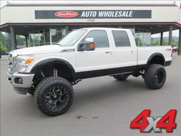 2014 Ford F-250 Super Duty for sale in Milwaukie, OR