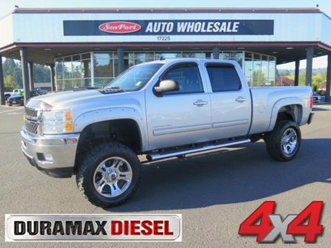 2014 Chevrolet Silverado 2500HD for sale in Milwaukie, OR