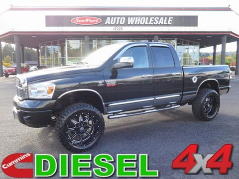 2009 Dodge Ram Pickup 2500 for sale in Milwaukie, OR