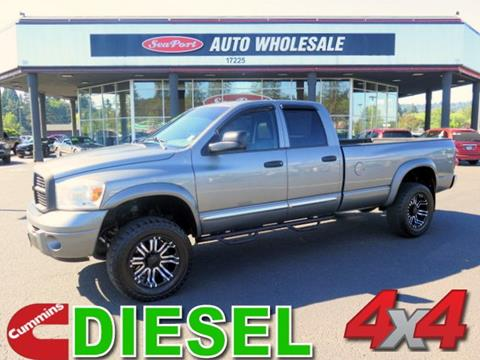 2009 Dodge Ram Pickup 3500 for sale in Milwaukie, OR