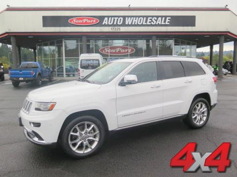 2014 Jeep Grand Cherokee for sale in Milwaukie, OR
