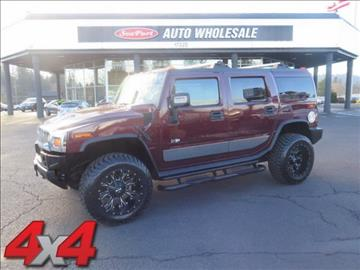 Hummer h2 for sale arkansas for Begnal motors used cars