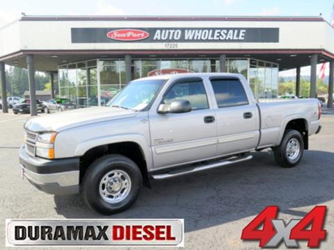 2005 Chevrolet Silverado 2500HD for sale in Milwaukie, OR