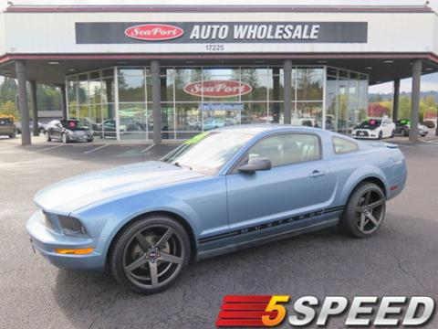2007 Ford Mustang for sale in Milwaukie, OR