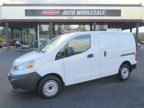 2015 Nissan NV200 for sale in Milwaukie, OR
