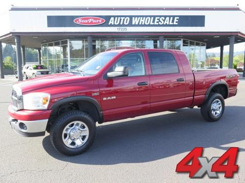 2008 Dodge Ram Pickup 1500 for sale in Milwaukie, OR