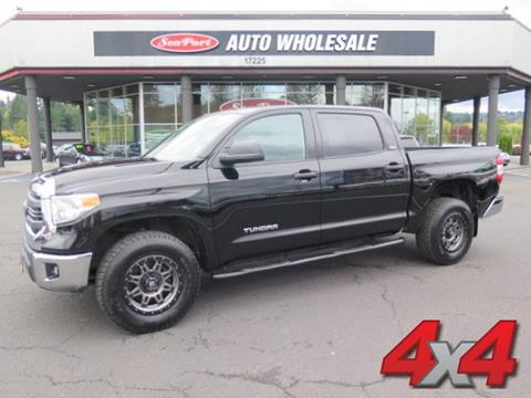 2014 Toyota Tundra for sale in Milwaukie, OR