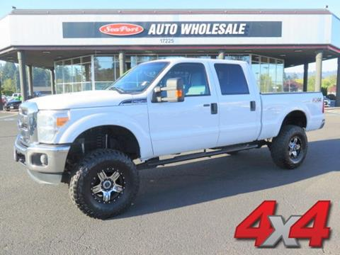 2012 Ford F-250 Super Duty for sale in Milwaukie, OR
