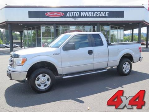 2013 Ford F-150 for sale in Milwaukie, OR