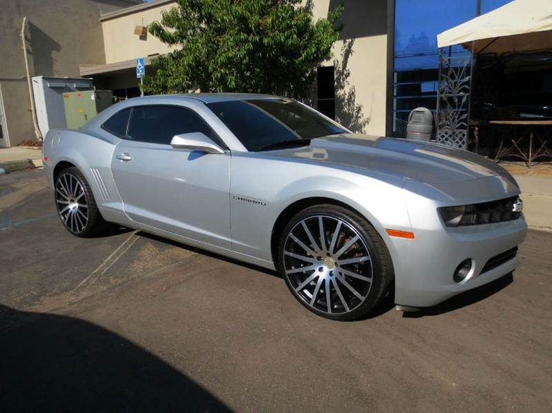 2011 CHEVROLET CAMARO LS 2DR COUPE silver factory equipped with  power windows and door locks