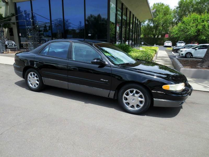 1999 BUICK REGAL GS 4DR SUPERCHARGED SEDAN black memorial day sale  low miles  rare gran tour