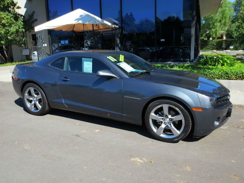 2011 CHEVROLET CAMARO LT 2DR COUPE W1LT RS gray rs pkg  looking hot affordable fun this cama