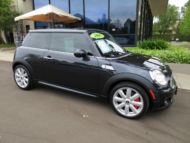 2007 MINI COOPER S 2DR HATCHBACK astro black met well equipped with  premium pkg  sport pkg