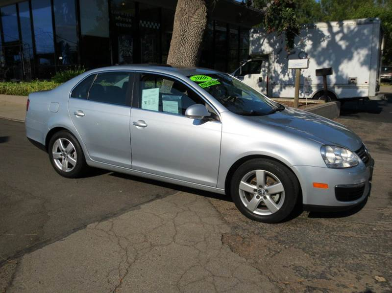 2008 VOLKSWAGEN JETTA SE PZEV 4DR SEDAN 6A silver memorial day sale  low low miles  nicely eq