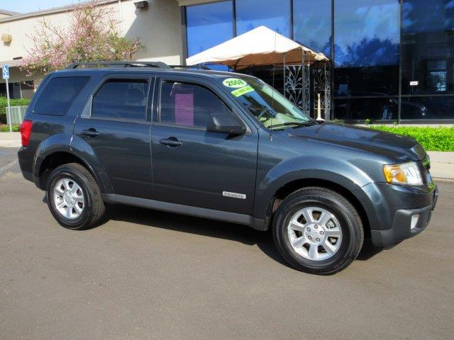 2008 MAZDA TRIBUTE SPORT monterey gray factory equipped with  power windows and door locks  p