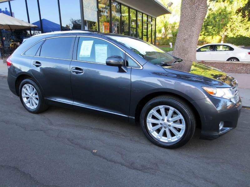 2011 TOYOTA VENZA FWD 4CYL 4DR CROSSOVER magnetic gray nice family wagon in excellent shape with