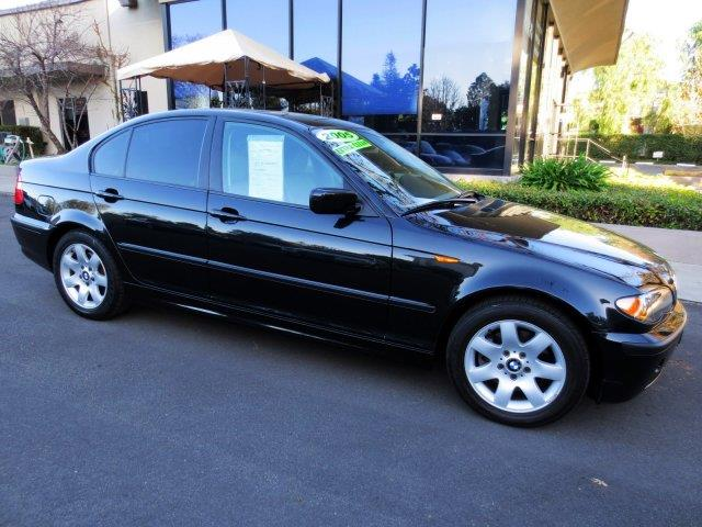 2005 BMW 3 SERIES 325I 4DR SEDAN jet black  why pay more  no haggle pricing right now  low