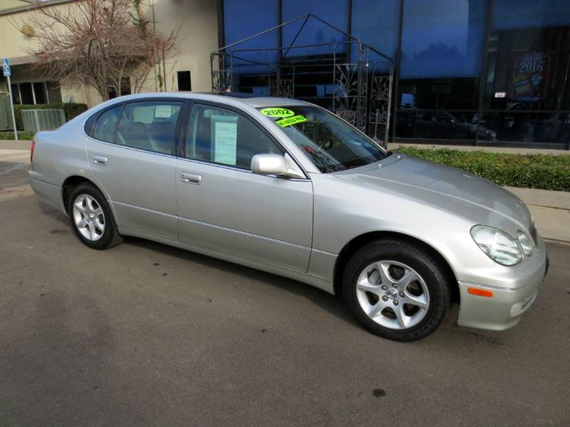2002 LEXUS GS 300 BASE 4DR SEDAN silver simply gorgeous extra low mileage and well maintained