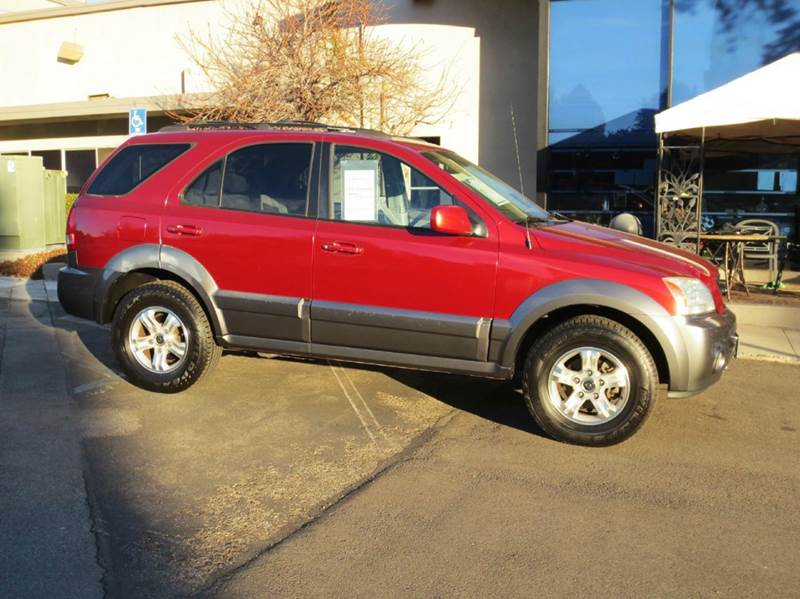 2005 KIA SORENTO EX 4DR SUV red new year sale look no more must see one owner excellent maint