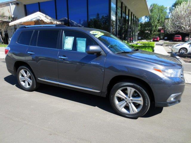 2013 TOYOTA HIGHLANDER LIMITED 4DR SUV magnetic gray metallic  why pay more  no haggle pricin