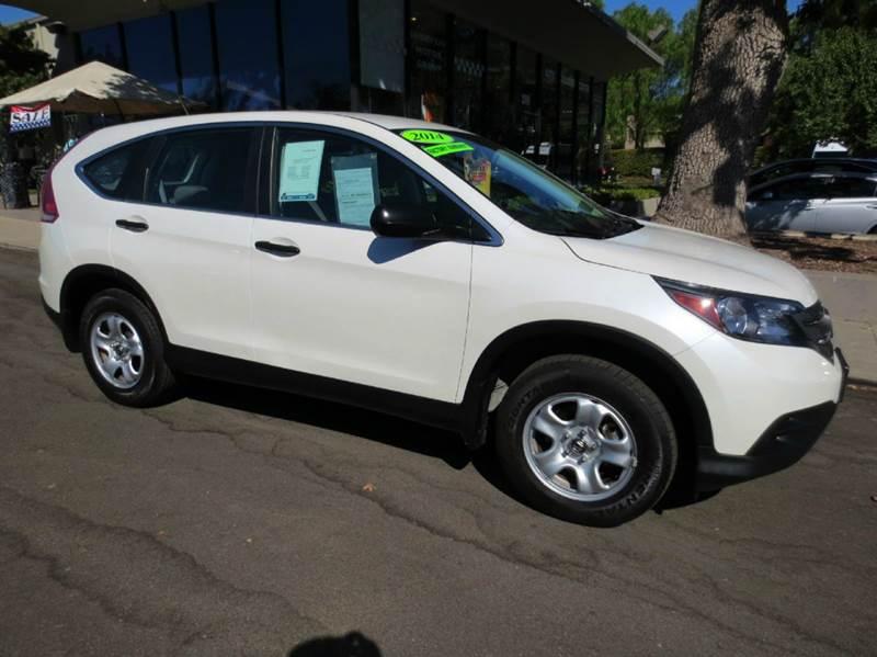 2014 HONDA CR-V LX 4DR SUV white  1 owner extra clean full honda factory warranty remaining