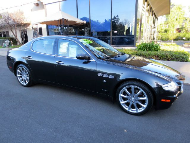 2008 MASERATI QUATTROPORTE EXECUTIVE GT grigio granito elegantly equipped with active shifting