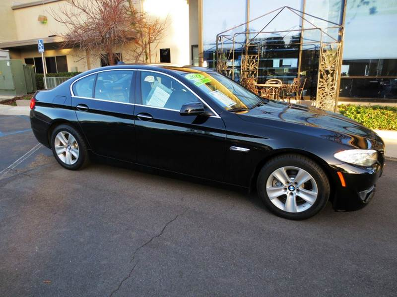 2013 BMW 5 SERIES 528I 4DR SEDAN black look no more 20k low miles and gorgeous remainder of fact