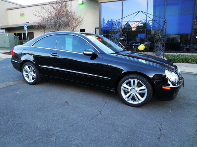 2006 MERCEDES-BENZ CLK CLK350 2DR COUPE black new year sale black beauty and simply elegant aff
