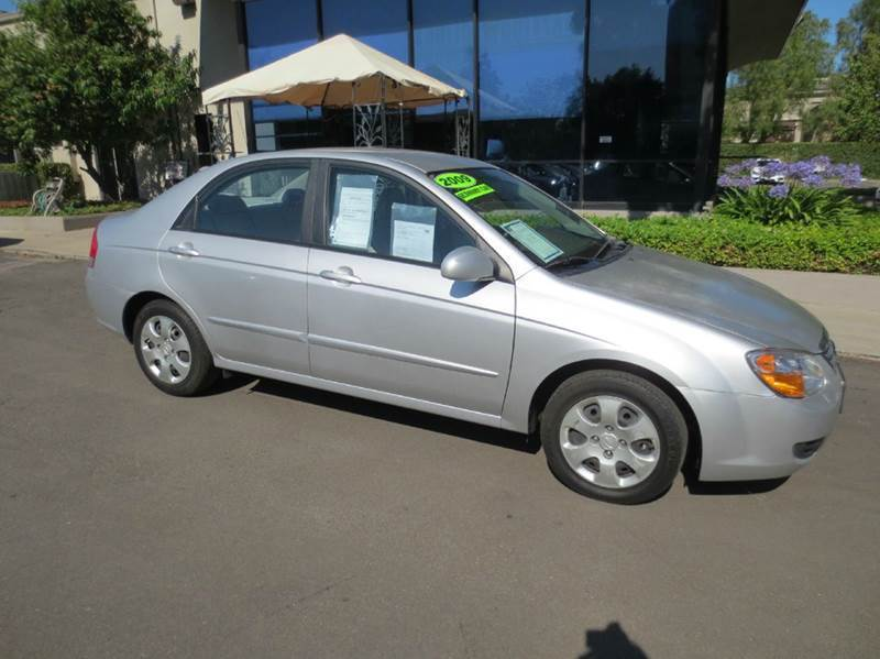 2009 KIA SPECTRA EX 4DR SEDAN 4A silver equipped with  power windows  power door locks  til