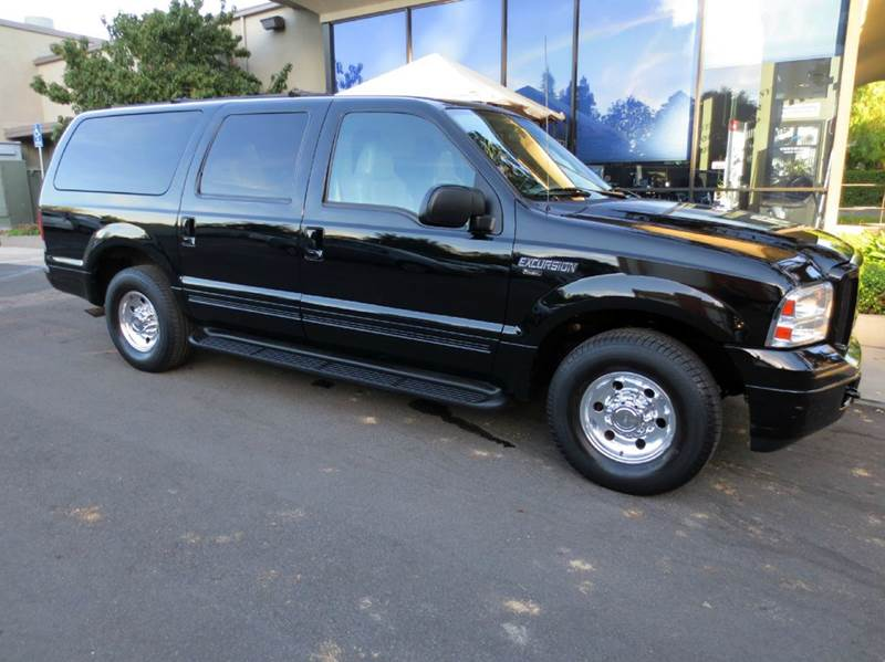 2005 FORD EXCURSION XLS 4DR LIMO black truly a rare find ideal for uber vehicle this custom lim