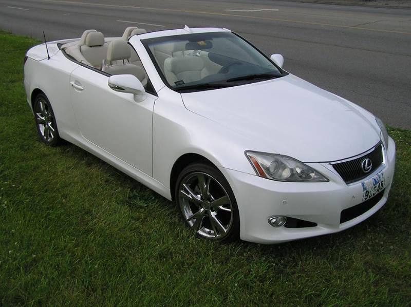 2010 lexus is 250c 2dr convertible 6a in hamilton oh ideal cars guaranteed auto loans inc. Black Bedroom Furniture Sets. Home Design Ideas