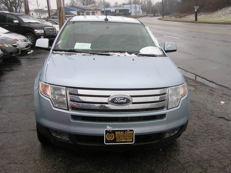 Ford Edge Sel Dr Crossover Hamilton Oh