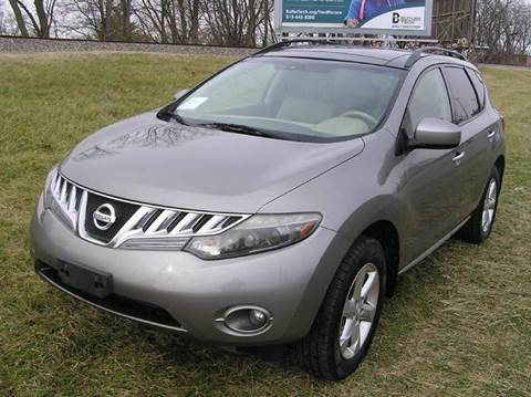 2009 Nissan Murano For Sale Carsforsale Com