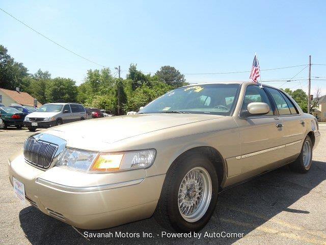 Used 2000 mercury grand marquis in richmond va at savannah for Savannah motors richmond va