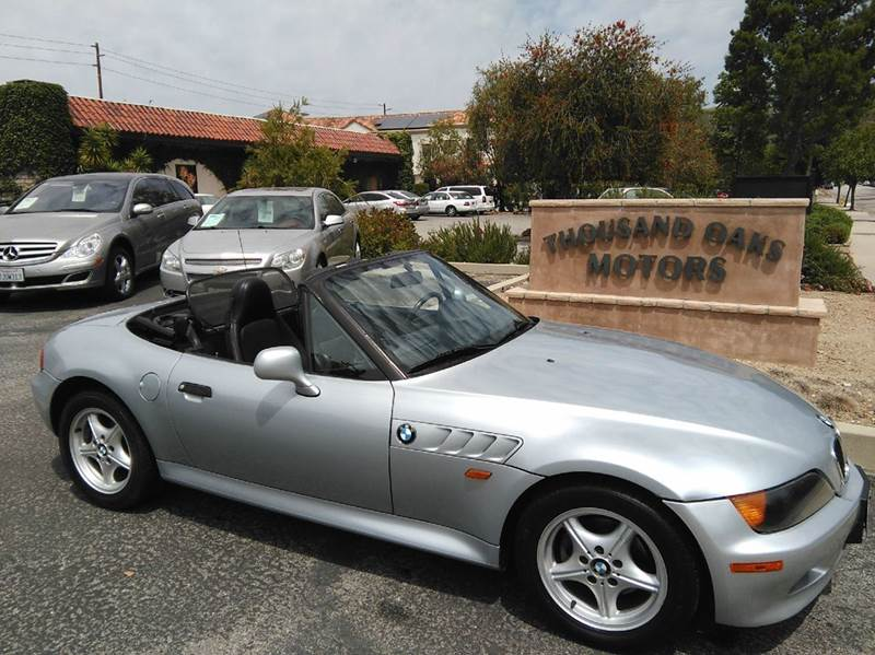 1997 Bmw Z3 1 9 2dr Convertible In Thousand Oaks Ca