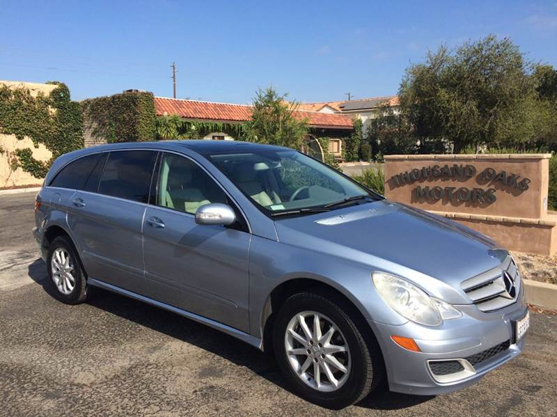 2007 mercedes benz r class awd r350 4matic 4dr wagon in for Mercedes benz of thousand oaks