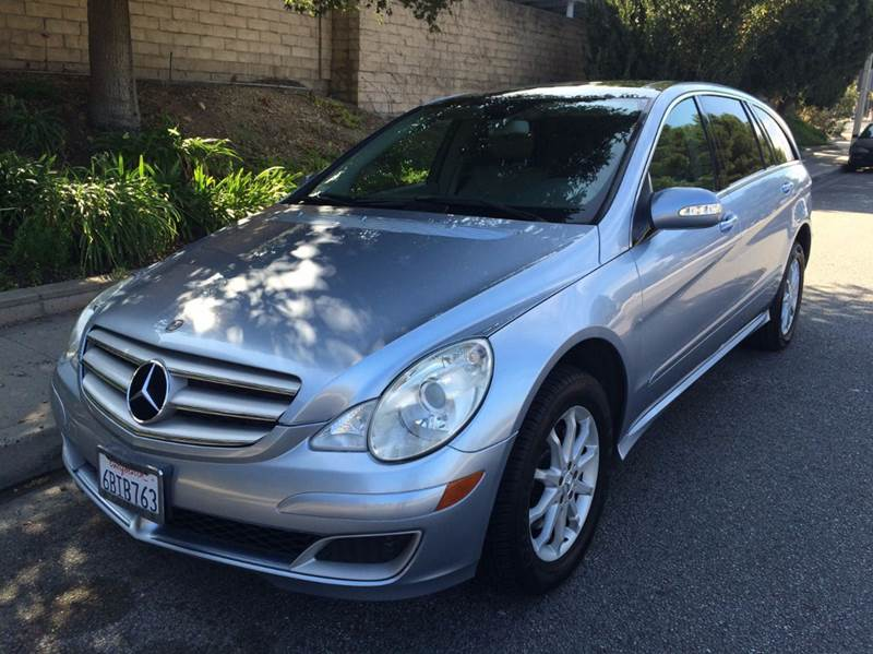 2007 mercedes benz r class awd r350 4matic 4dr wagon in for 2007 mercedes benz r class r350