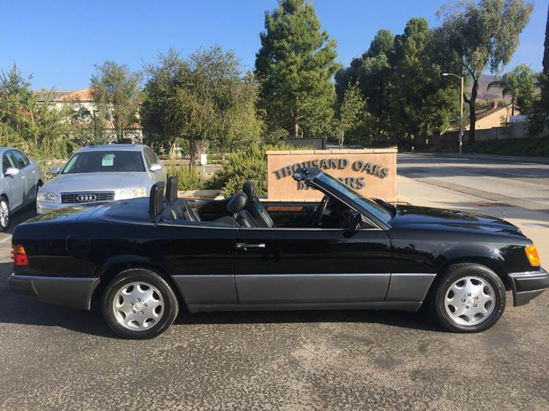 1993 mercedes benz 300 class 300ce 2dr convertible in for Mercedes benz of thousand oaks