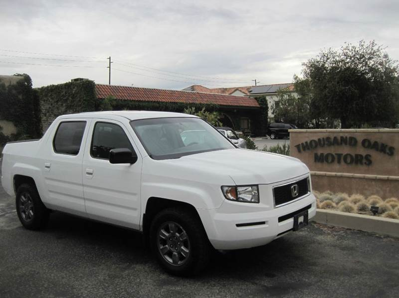 2007 honda ridgeline rtx awd 4dr crew cab sb in thousand. Black Bedroom Furniture Sets. Home Design Ideas