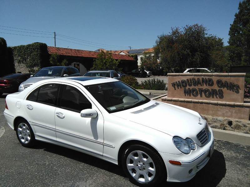 2006 mercedes benz c class c280 luxury 4dr sedan in for Mercedes benz of thousand oaks