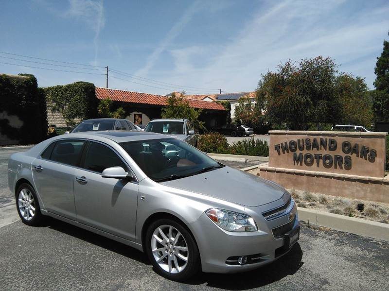 2008 chevrolet malibu ltz 4dr sedan in thousand oaks ca thousand oaks motors. Black Bedroom Furniture Sets. Home Design Ideas