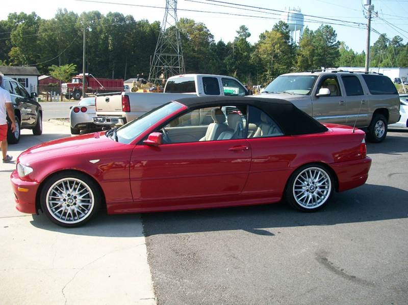 Bmw Series Ci Dr Convertible In Mooresville NC - 2005 convertible bmw