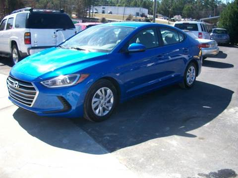 2017 Hyundai Elantra for sale in Mooresville, NC