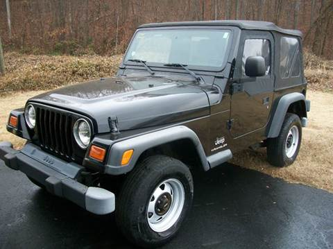 2003 Jeep Wrangler for sale in Mooresville, NC