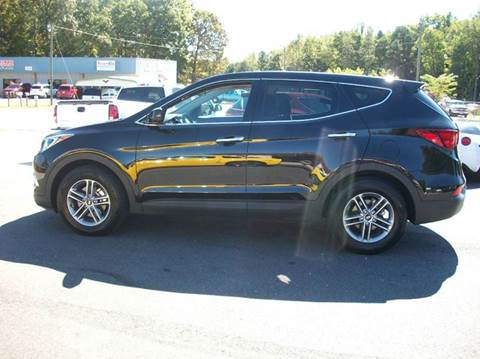 2018 Hyundai Santa Fe Sport for sale in Mooresville, NC