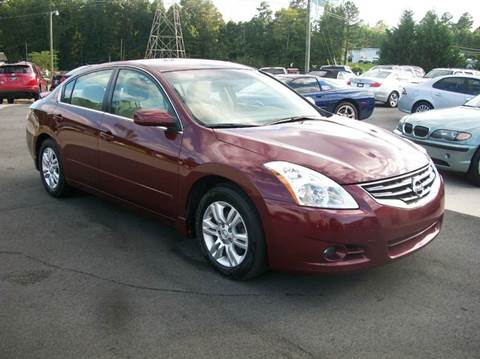 2012 Nissan Altima for sale in Mooresville, NC