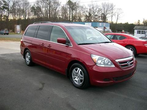 2006 Honda Odyssey for sale in Mooresville, NC