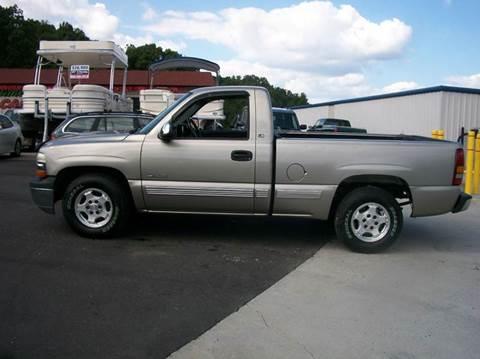 2002 Chevrolet Silverado 1500 for sale in Mooresville, NC