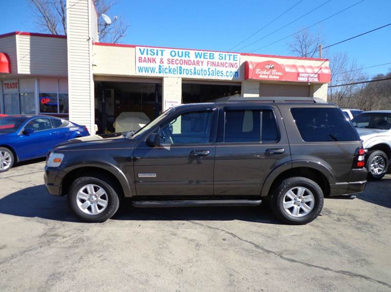 2007 ford explorer xlt 4dr suv 4wd v6 in louisville ky. Black Bedroom Furniture Sets. Home Design Ideas